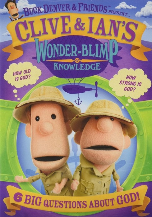 Clive & Ian's Wonder-Blimp Of Knowledge DVD (DVD)