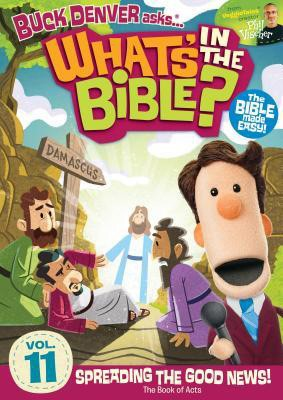 What's In The Bible 11 (DVD)