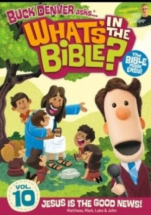 What's In The Bible 10 (DVD)