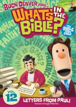 What's In The Bible 12 (DVD)