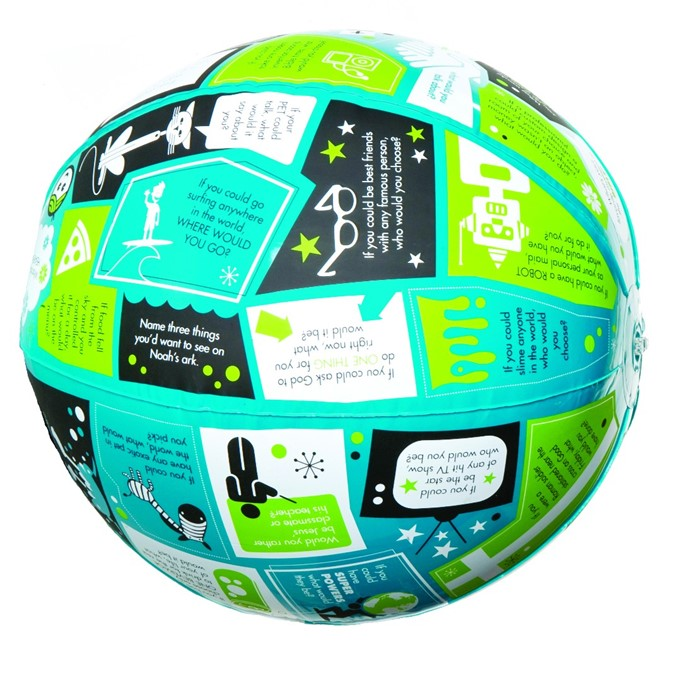 Throw and Tell: All About Me Ball (General Merchandise)