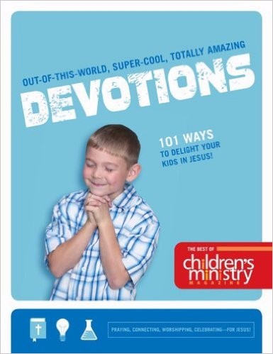 Devotions: 110 Eye-Popping, Jaw-Dropping Children's Messages (Paperback)