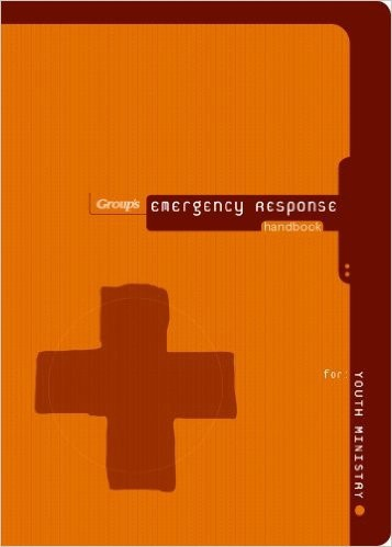 Emergency Response Handbook For Youth Ministry (Paperback)