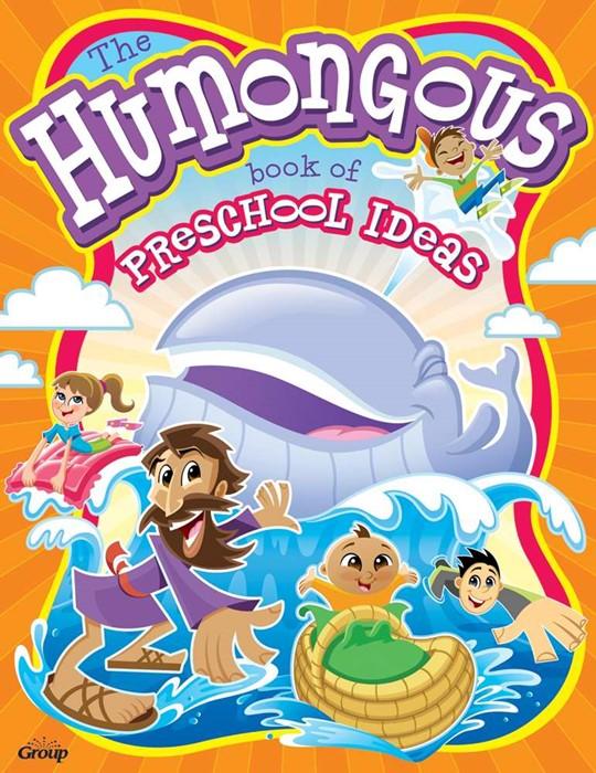 Humongous Book Of Preschool Ideas (Paperback)