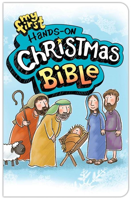 My First Hands-On Christmas Bible (Board Book)