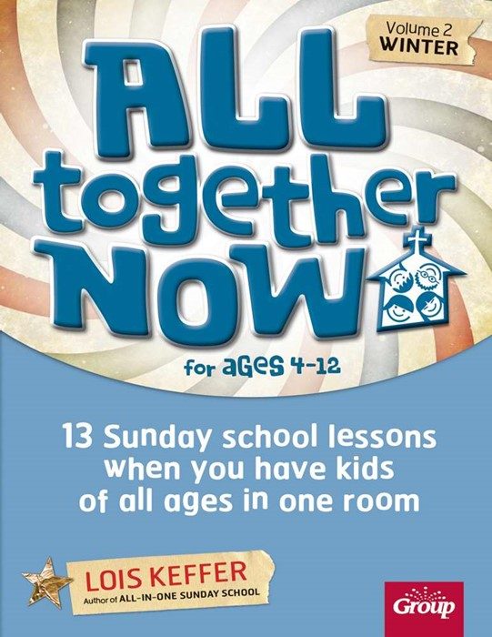 All Together Now Vol 2 Ages 4-12 (Paperback)