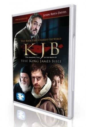 KJB - The Book That Changed The World DVD (DVD)