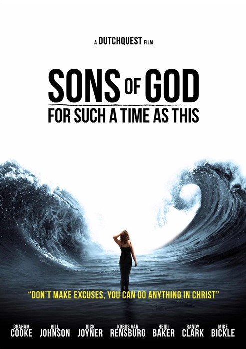 Sons of God DVD (DVD)