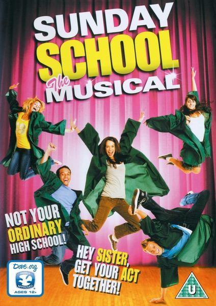 Sunday School the Musical DVD
