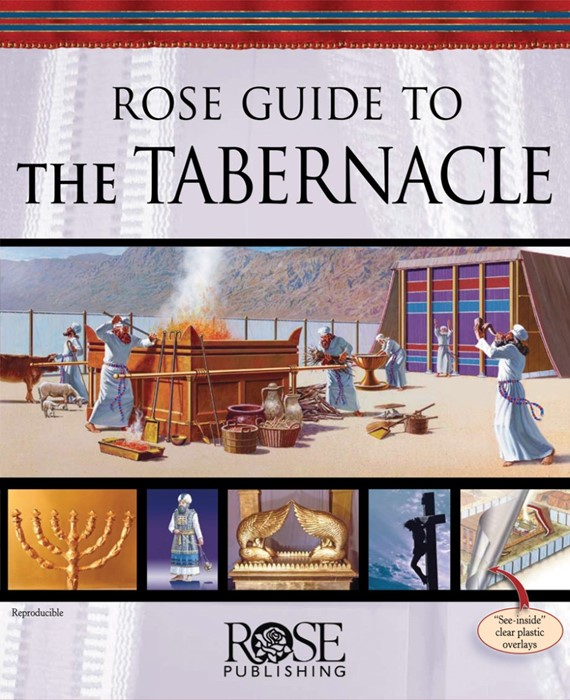 Rose Guide To The Tabernacle (Spiral Bound)