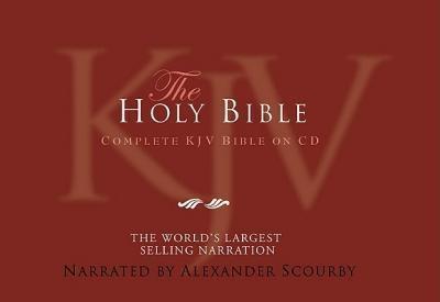KJV Complete Audio CD Bible (CD-Audio)