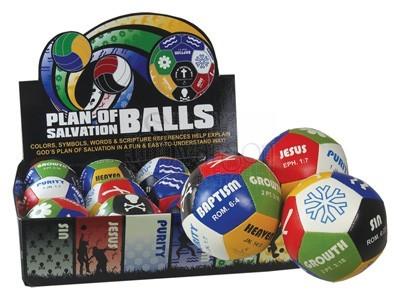 Plan Of Salvation Balls Pk12