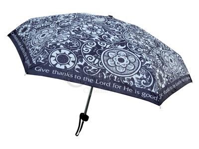 Folding Umbrella Give Thanks