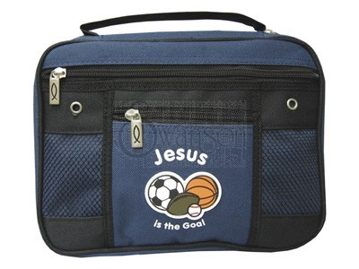 Bible Cover Jesus Is The Goal Sm