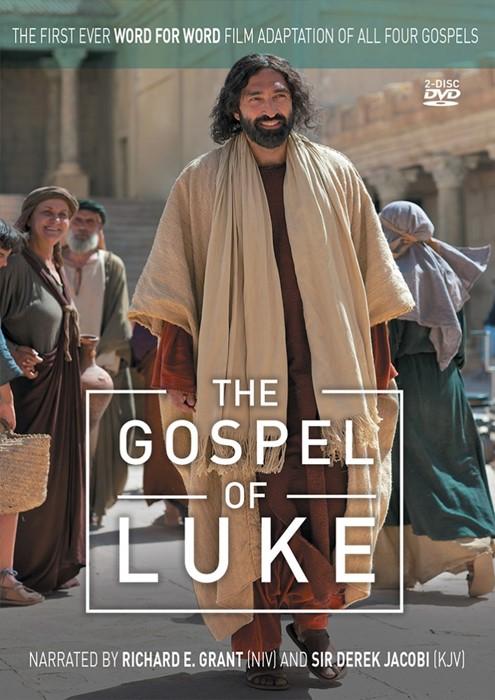 Gospel of Luke DVD (DVD)