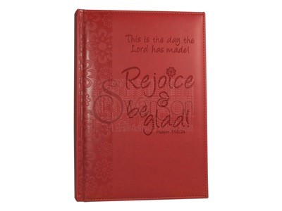 Journal: Rejoice & Be Glad