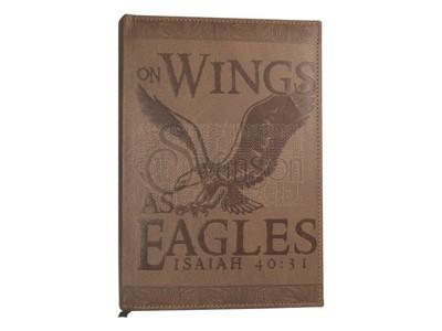 Journal: Wings As Eagles