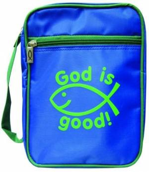 Bible Cover God Is Good Med