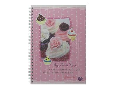 Journal: My Sweet Recipe