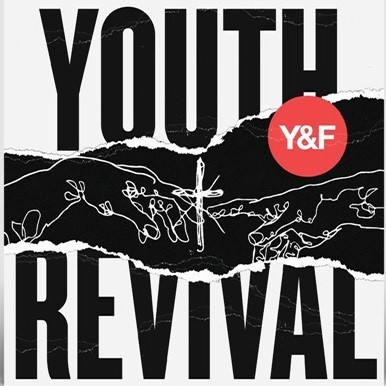 Young & Free Youth Revival CD/DVD (CD-Audio)