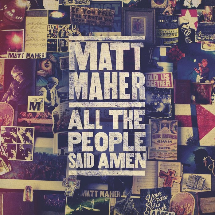 All the People Said Amen: CD (CD-Audio)