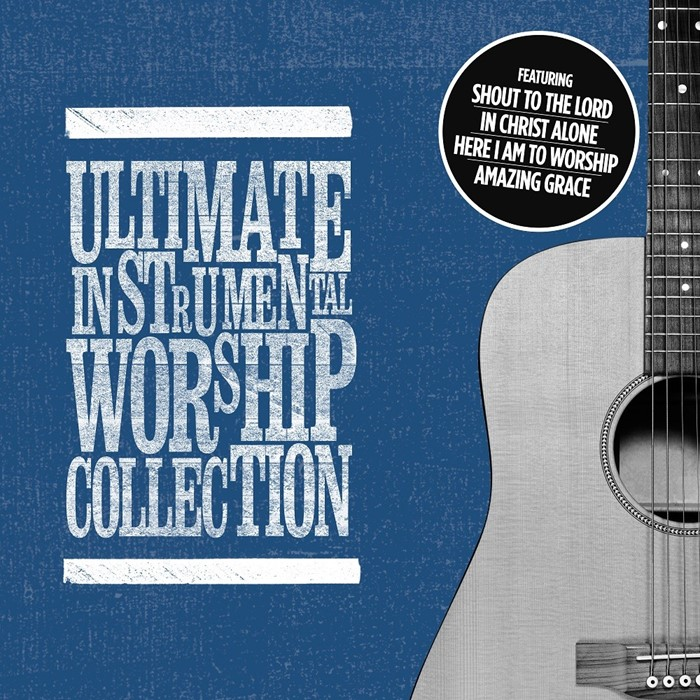 Ultimate Instrumental Worship Collection 2CD (CD-Audio)