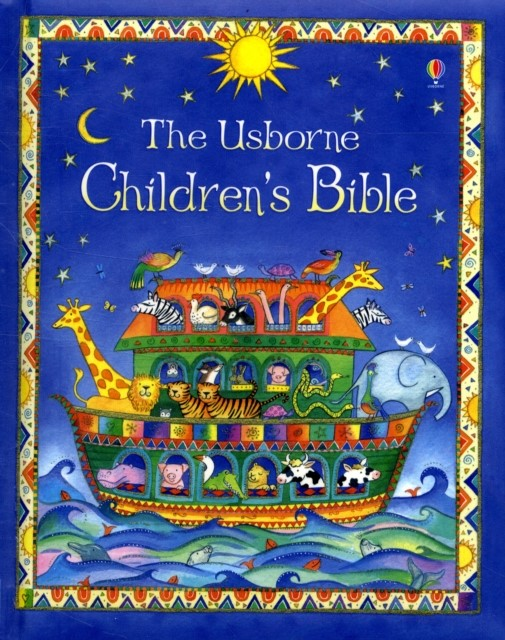 Usborne Children's Mini Bible (Hard Cover)
