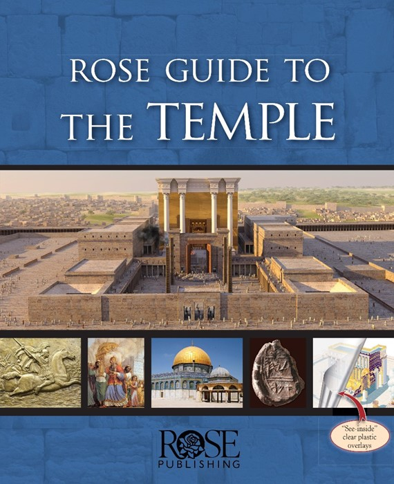 Rose Guide To The Temple (Spiral Bound)