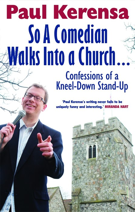 So A Comedian Walks Into Church (Paperback)