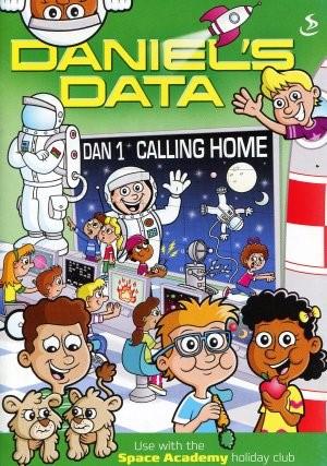 Space Academy: Daniel's Data (Paperback)