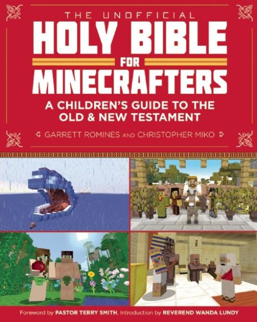Unofficial Holy Bible for Minecrafters (Paperback)