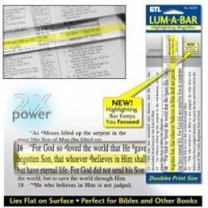 Lum-A-Bar Highlight Magnifier
