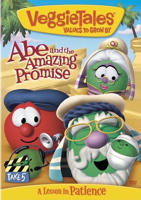 Veggie Tales: Abe & The Amazing Promise DVD (DVD)