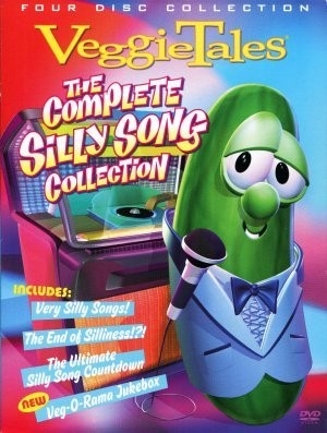 Veggie Tales: Complete Silly Song Collection DVD (DVD)