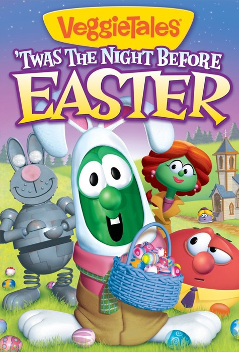 Veggie Tales: Twas the Night Before Easter DVD (DVD)