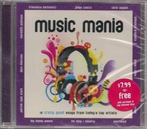 Music Mania CD (CD-Audio)