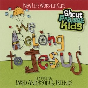 We Belong to Jesus CD (CD- Audio)