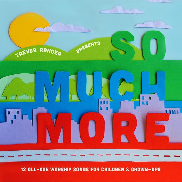 Trevor Ranger Presents So Much More CD (CD-Audio)