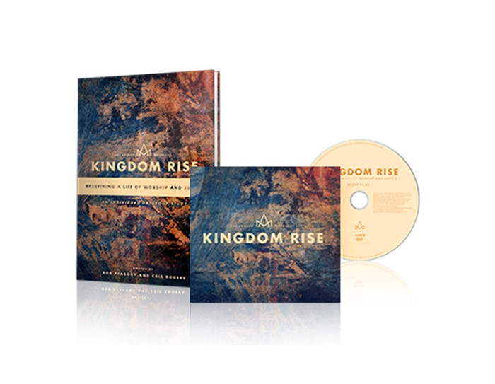 Kingdom Rise: Redefining a Life of Worship and Justice CD (CD-Audio)