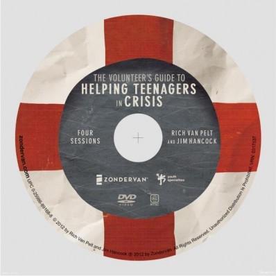 Volunteers Guide To Helping Teenagers In Crisis Study DVD (DVD)