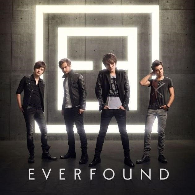 Everfound CD (CD- Audio)