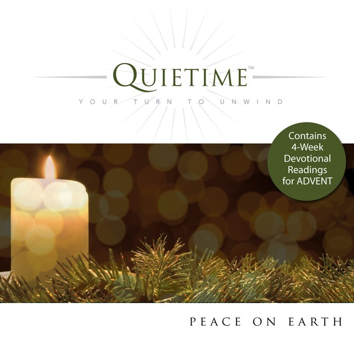 Quietime: Peace on Earth (CD- Audio)