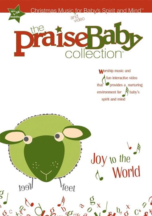 Praise Baby Gift Set [4 DVD's] (DVD)