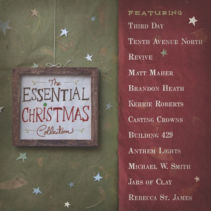 Essential Christmas Collection CD (CD-Audio)