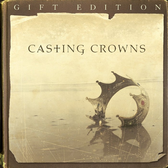 Casting Crowns Gift Edition CD & DVD (DVD & CD)