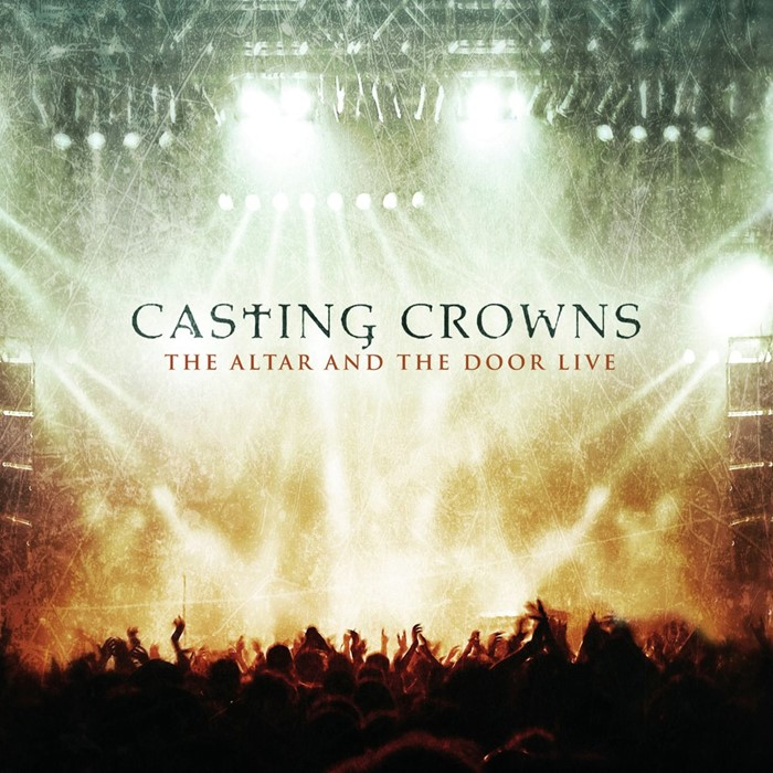 Altar And The Door Live CD & DVD