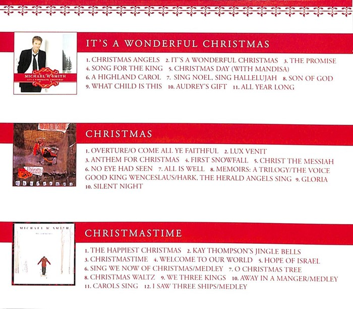 Ultimate Christmas Collection 3 CD Pack (CD-Audio)