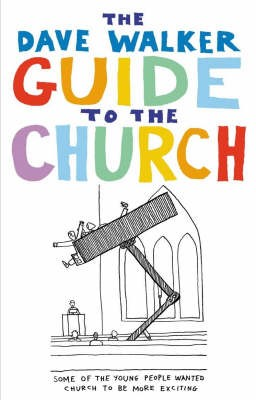 Dave Walker Guide to the Church (Paperback)
