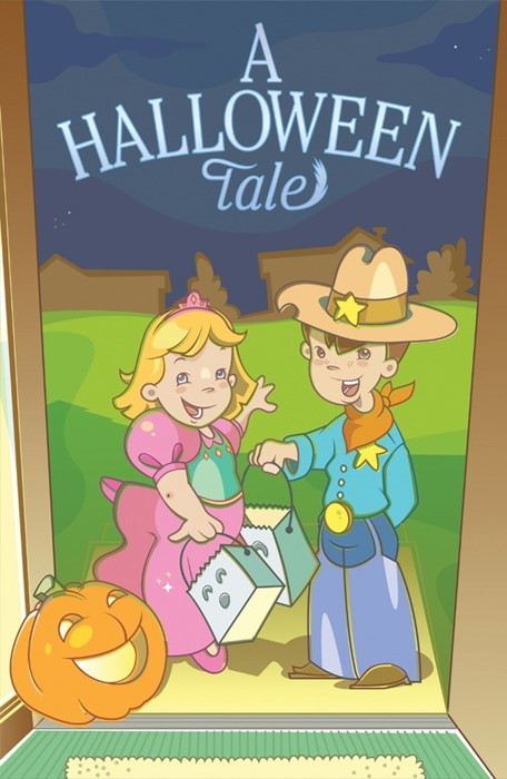 Halloween Tale, A (Tracts)