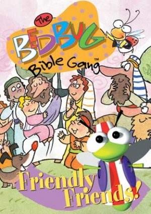 Bedbug Bible Gang: Friendly Friends DVD (DVD)